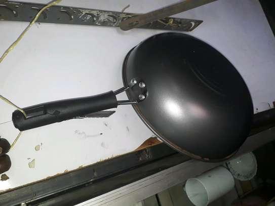 Deep frying pan image 2