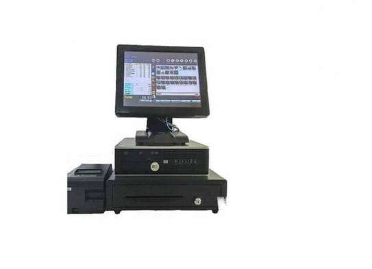 Complete Computerized Point Of Sale System (POS) image 1