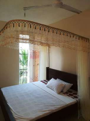 2 STAND MOSQUITO NET WITH SLIDING RAILS