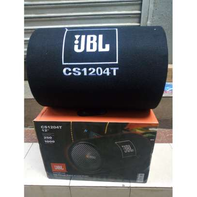 JBL CS1204T 1000W Car Amplified Subwoofer