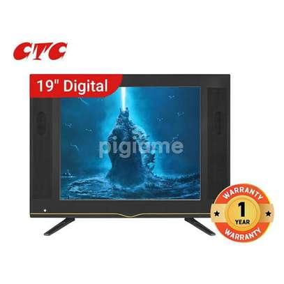 CTC 19 inch digital TV image 1
