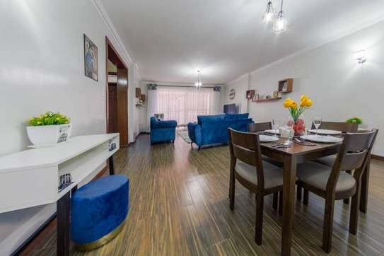 Furnished 3 bedroom apartment for rent in Riverside image 2