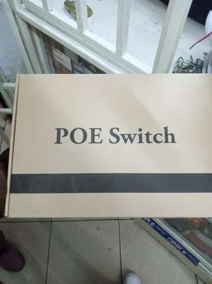16port poe switch image 1