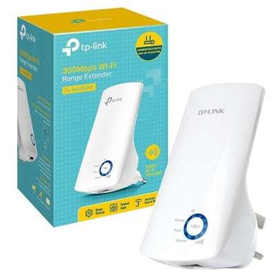 Tp-link N300 Wi-fi Range Extender (TL-WA850RE) image 1