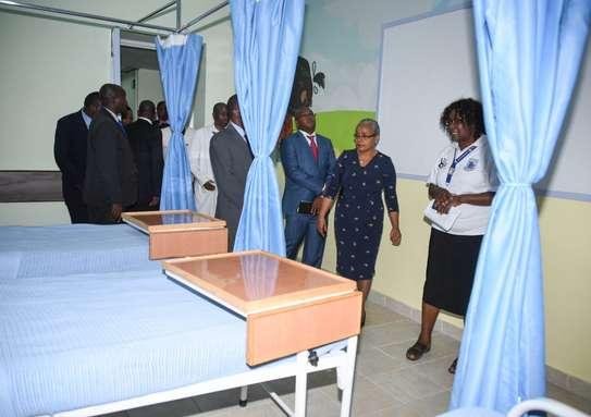 Hospital Curtains image 9