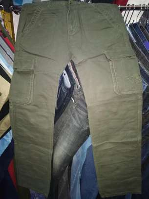 Side Pocket Trousers image 1