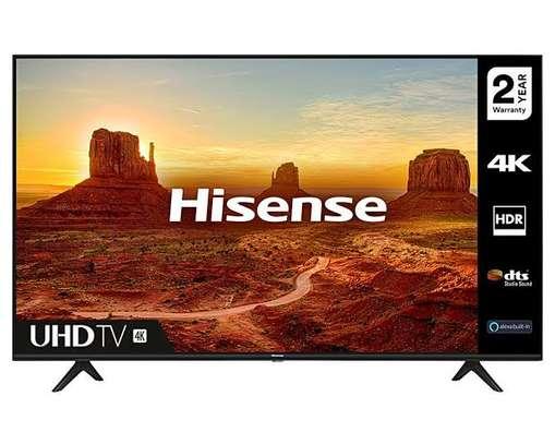 "HISENSE 50""SMART UHD 4K image 1"