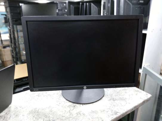 Hp Z24i Display 24 Inche Widescreen 1920×1200 IPS image 2
