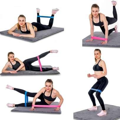 Fitness Elastic Loop Bands image 2
