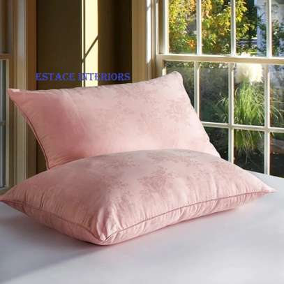 FLUFFY DECOR BED PILLOWS image 3