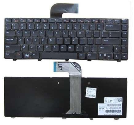 Dell Inspiron M5040 M5050 N4110 N5040 N5050 P20G P22G Keyboard X38K3 065JY3 image 1