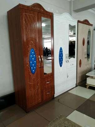 Two doors wardrobe image 1