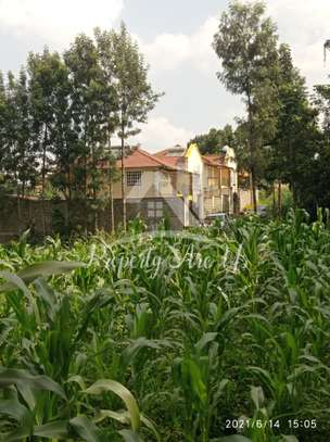 0.1 ha commercial land for sale in Kinoo image 2