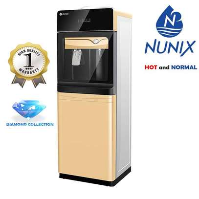 Nunix  R23N Hot and Normal Dispenser Champagne image 1