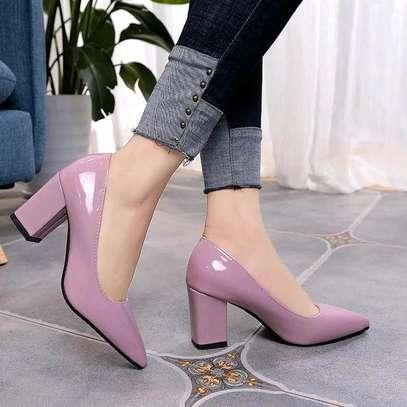 2 inch heels  ladies formal shoes image 3