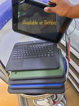"HP Pro Tablet 10 EE G1 - 11"" - Atom Z3735F - 2 GB RAM - 64 GB image 1"