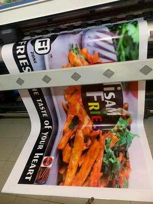High quality Banners branding and printing image 1