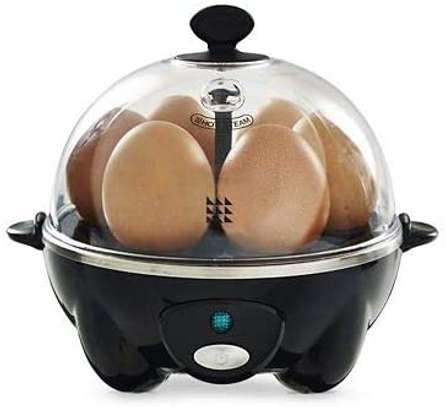 Lakeland Electric 6 Hole Egg Boiler, Poacher & Omelette Maker image 1