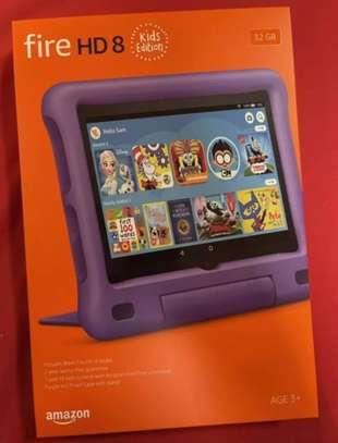 "Amazon Fire HD 8 Kids Edition Tablet 32GB  8"" Display Purple image 1"