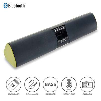 Wster Portable Wireless Speaker, MP3 Player & Radio image 3