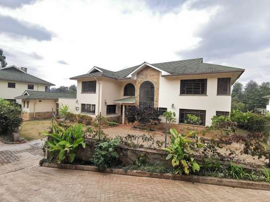 5 bedroom house for rent in Lower Kabete image 1