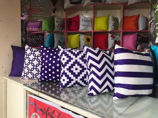 Egyptian Throw Away Pillow Covers image 3