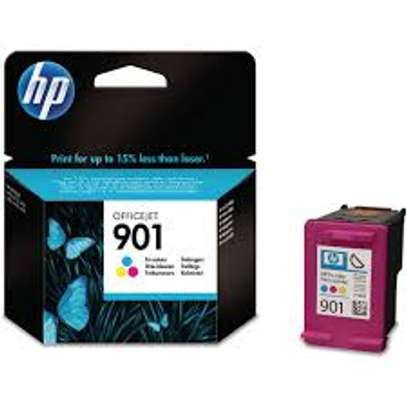 Hp Ink Cartridge 901 Colour image 1