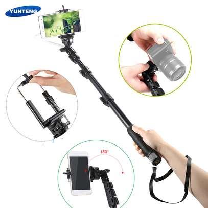 ORIGINAL YUNTENG YT-188 Selfie Stick Monopod image 1