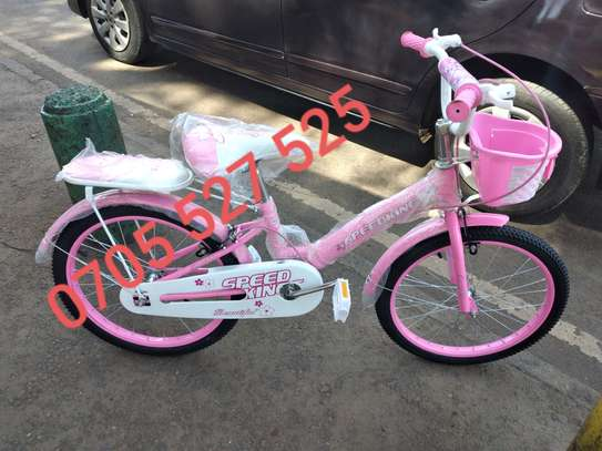 20inch pink  bmx  speedking bike