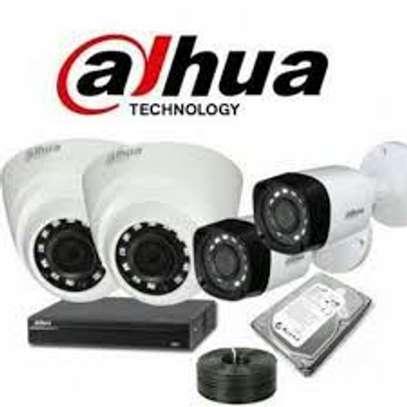 4kit CCTV Cameras Package Wholesale OFFER image 1