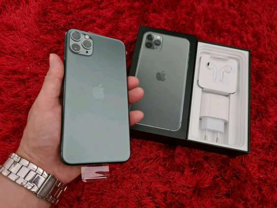 Apple Iphone 11 Pro Max 512 Gigabytes image 1