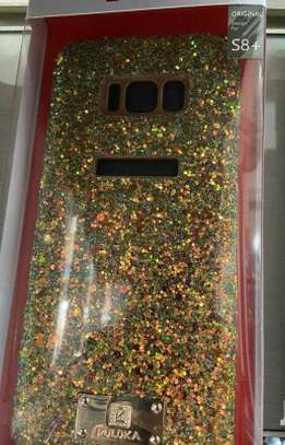 Puloka Sparkle Glittering Luxurious Cases for Samsung  S8 S8 Plus image 3