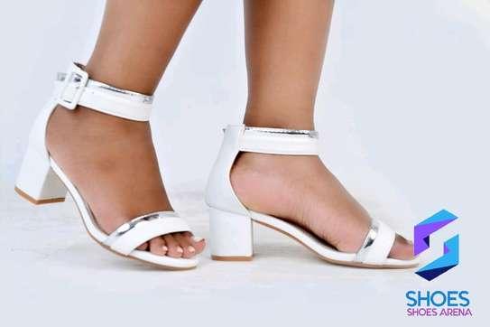 Quality Chunky Heels image 12