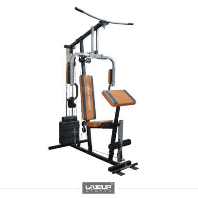 WEIGHT TRAINING MULTI FUNCTION HOME GYM EQUIPMENT image 1