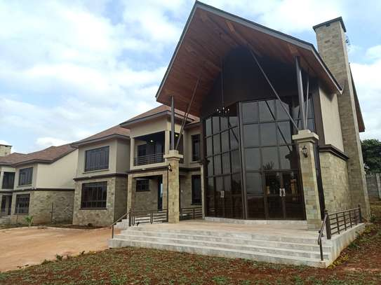 5 bedroom townhouse for rent in Runda image 1