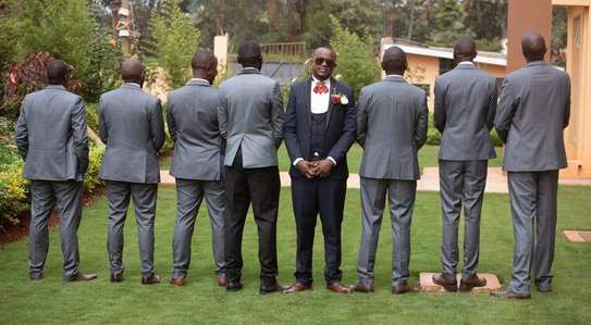 Slim Fit Wedding Suits.