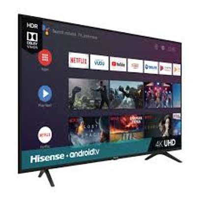 Hisense New 50 inches Android Smart Digital TVs image 1