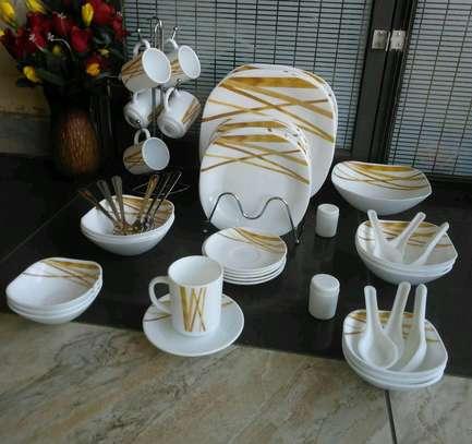 45 pcs dinner sets image 3