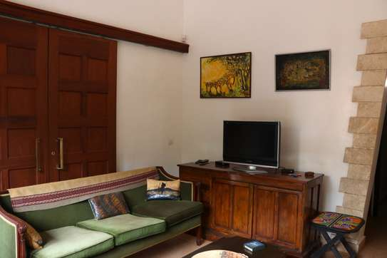 Furnished 1 bedroom house for rent in Runda image 10