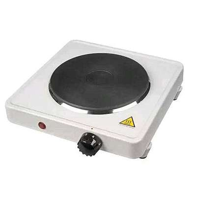 Single Solid Hot Plate image 1