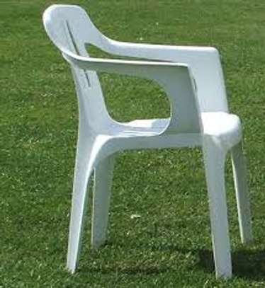 Plastic Chairs for hire image 1