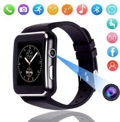 X6 Bluetooth smartwatch image 1