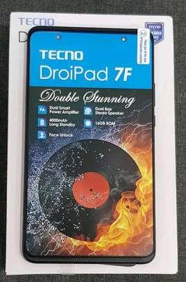 Tecno Tablets-16gb 1gb ram-Droipad 7F(7-inch Tab) image 1