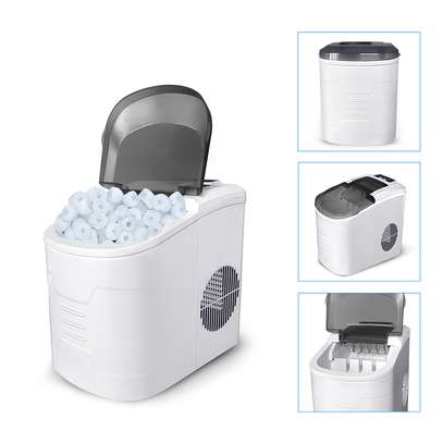 Ice Cube Maker With Manual Water Addition Ice Maker image 1