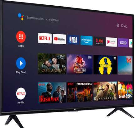 New TCL 32 inches Android Digital Smart Frameless TVs image 1