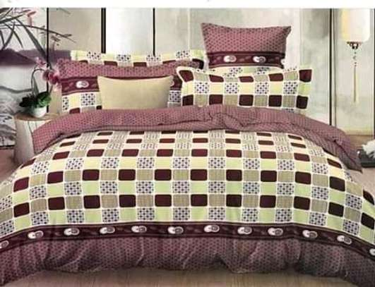 Quality cotton duvets with one pillow case image 3