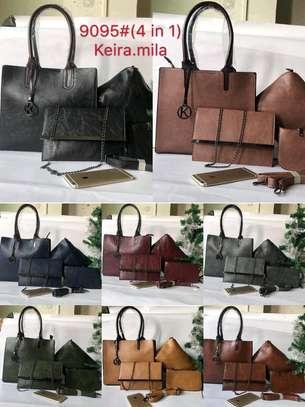 Pure leather Handbags image 8