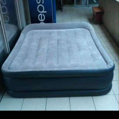 DOUBLE INFLATABLE MATTRESS image 2