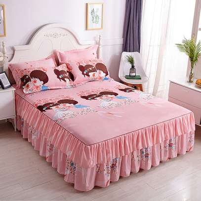 BED SKIRTS ELEGANT FOR YOUR ROOM ESTACE image 4