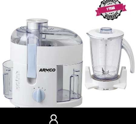 ARMCO AJB-400CG 2-in-1 Food Processor; Juicer and Blender image 1